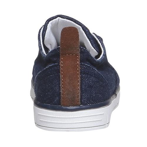 Sneakers informali da bambino mini-b, viola, 319-9200 - 17