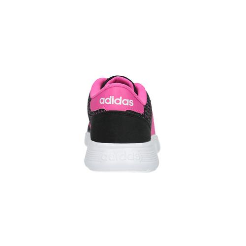 Sneaker sportive da ragazza adidas, nero, 309-6141 - 17