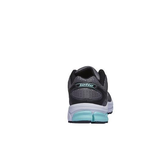 scarpa sportiva da donna lotto, grigio, 509-2296 - 17
