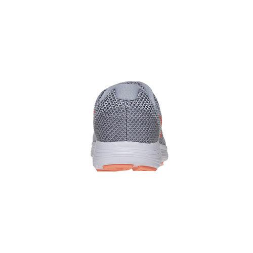 Sneakers sportive nike, grigio, 509-2220 - 17
