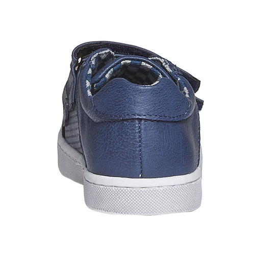 Sneakers da bambino con chiusure a velcro north-star-junior, viola, 211-9151 - 17