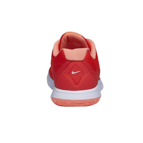 Sneakers sportive da donna nike, rosso, 509-5701 - 17