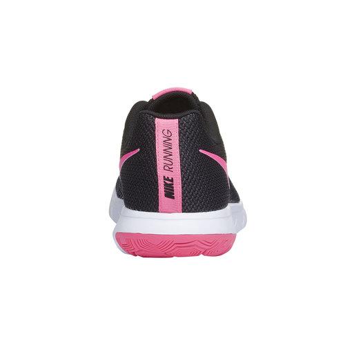 Sneakers da donna da corsa nike, grigio, 509-2324 - 17