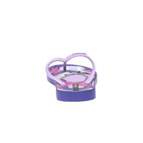 Infradito colorate ipanema, viola, 372-9119 - 17