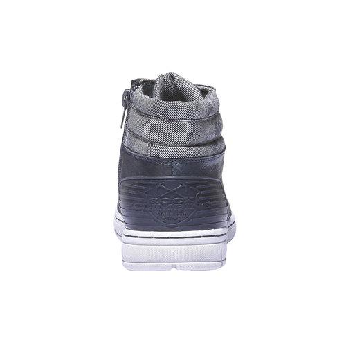 Sneakers colorate mini-b, blu, 391-9194 - 17