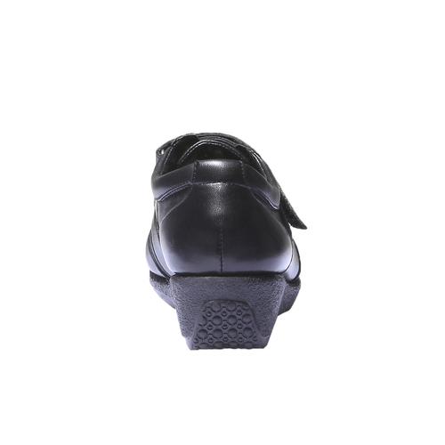 Sneakers Donna sundrops, nero, 524-6498 - 17