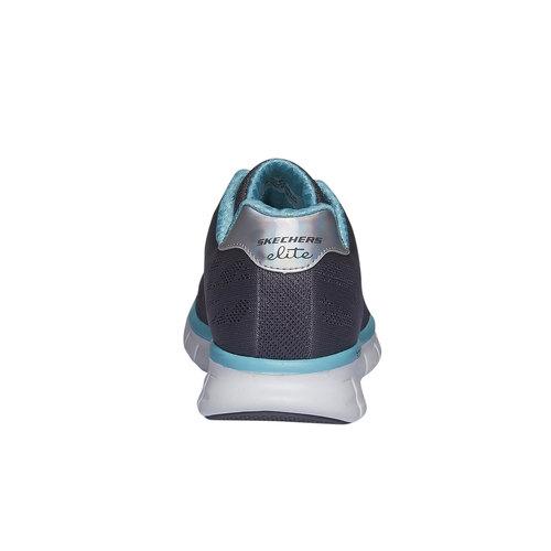 Sneakers da corsa da donna skechers, grigio, 509-2259 - 17