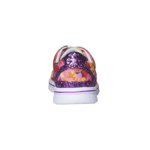 Sneakers con motivo floreale mini-b, rosa, 329-0200 - 17