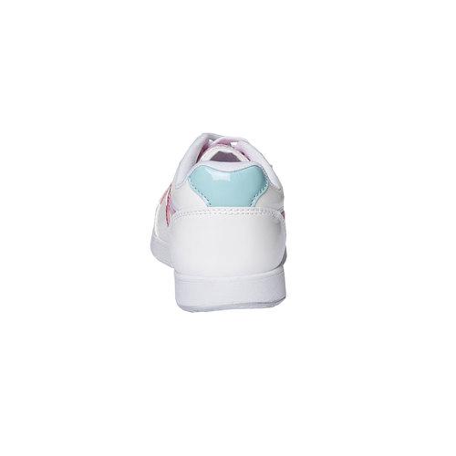 Sneakers sportive da ragazza mini-b, bianco, 329-1175 - 17