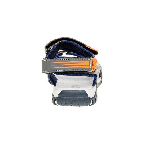 Sandali da bambino mini-b, grigio, 261-2168 - 17