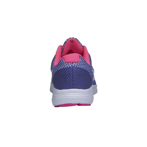 Sneakers da donna Nike nike, blu, 509-9320 - 17
