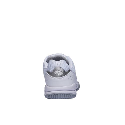 sneakers bianca da donna lotto, bianco, 501-1699 - 17