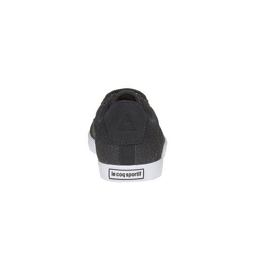 Sneakers scintillanti da donna le-coq-sportif, nero, 509-6348 - 17
