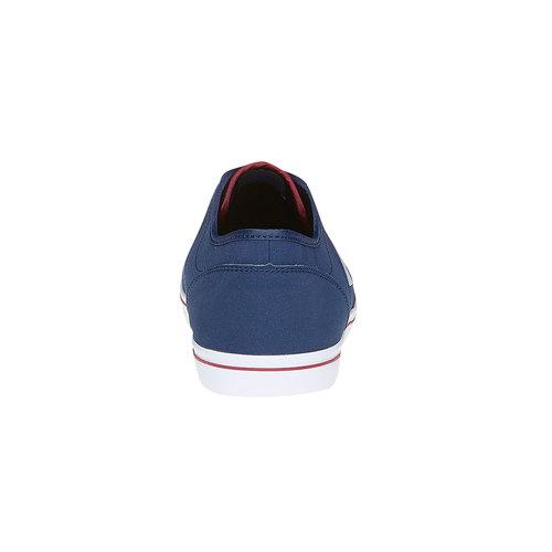 Sneakers alla moda da uomo le-coq-sportif, blu, 801-9345 - 17