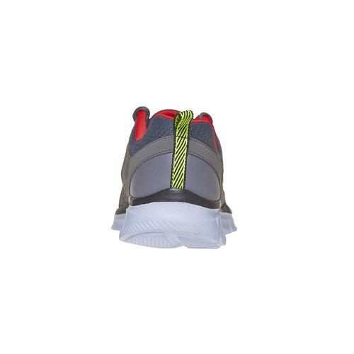 Sneakers sportive da uomo skechers, grigio, 809-2998 - 17