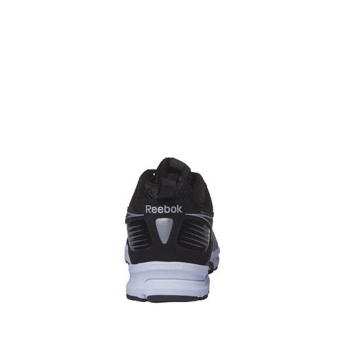 Sneakers sportive da uomo reebok, nero, 809-6131 - 17
