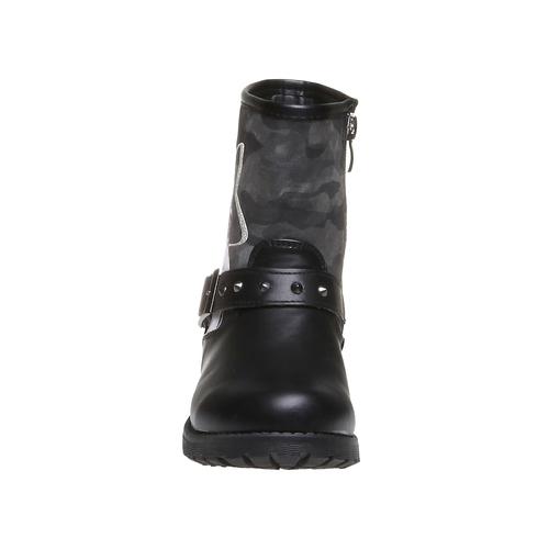 Boot  violetta, nero, 391-6162 - 16