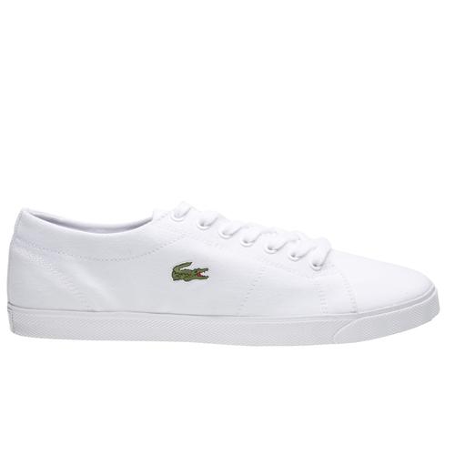 Sneakers classiche lacoste, bianco, 889-1149 - 15