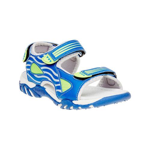 Sandali da bambino mini-b, blu, 261-9168 - 13
