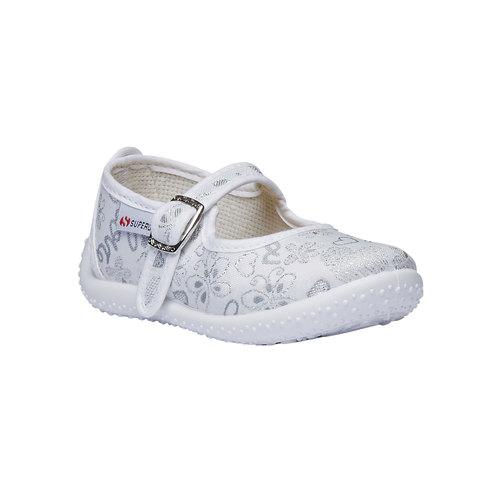 Sandali colorati per i più piccoli superga, bianco, 169-1315 - 13
