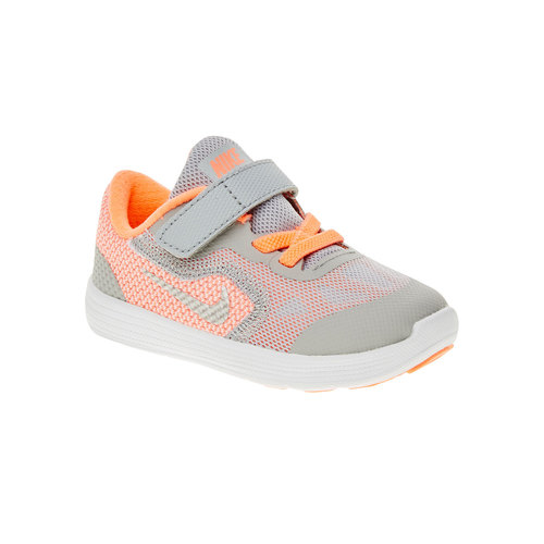 Sneakers da bambino nike, giallo, 109-8127 - 13