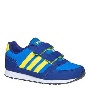 Sneakers blu da bambino adidas, blu, 301-9113 - 13