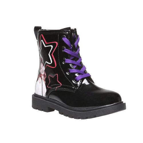 Boot  violetta, nero, 391-6125 - 13