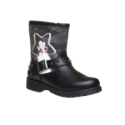 Boot  violetta, nero, 391-6162 - 13