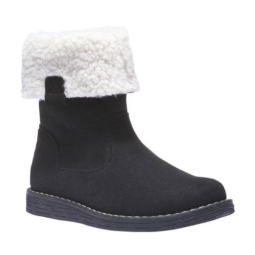 Scarpe bambini mini-b, nero, 399-6188 - 13