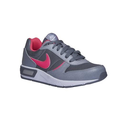 Sneakers da bambino nike, grigio, 409-2119 - 13