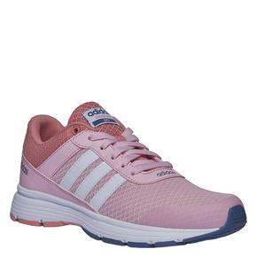 Sneakers sportive da bambino adidas, rosso, 409-5197 - 13