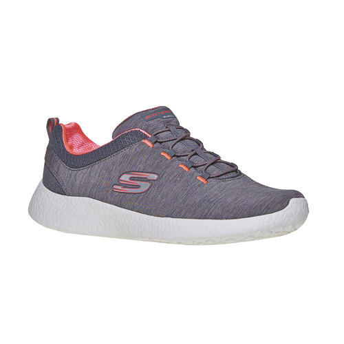 sneaker da donna skechers, grigio, 509-2707 - 13