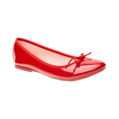 Ballerine rosse bata, rosso, 521-5144 - 13