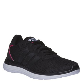 Sneakers sportive da donna adidas, nero, 509-6679 - 13