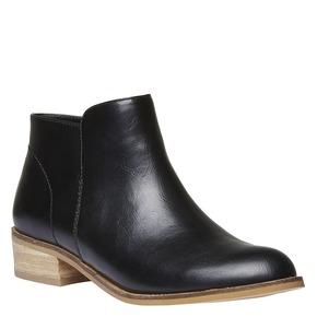 Stivaletti alla caviglia bata, nero, 591-6578 - 13