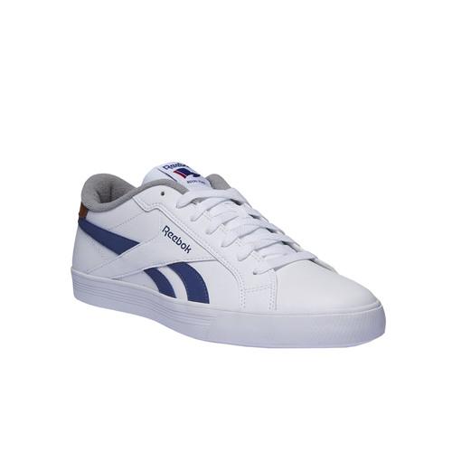 Sneakers da uomo reebok, bianco, 801-1130 - 13