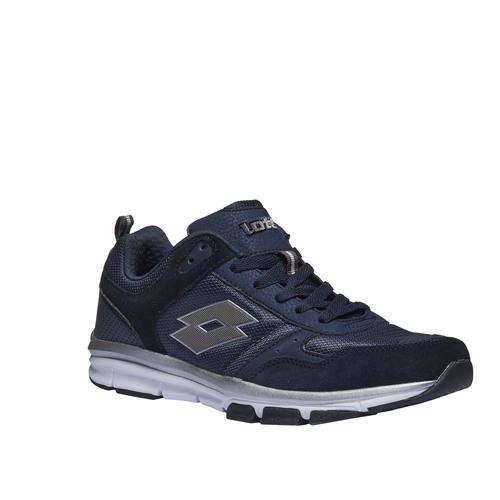 Sneakers sportive da uomo lotto, viola, 809-9138 - 13