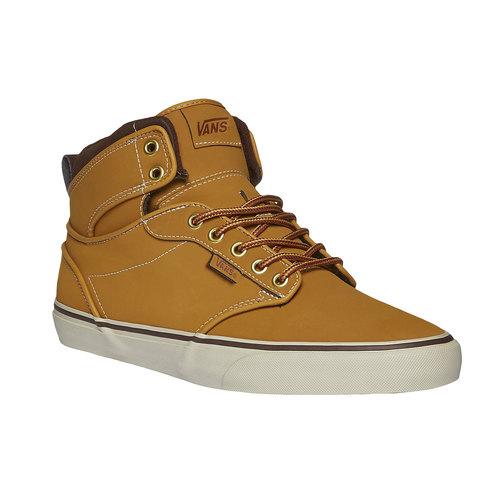 sneaker alte da uomo vans, marrone, 801-8305 - 13