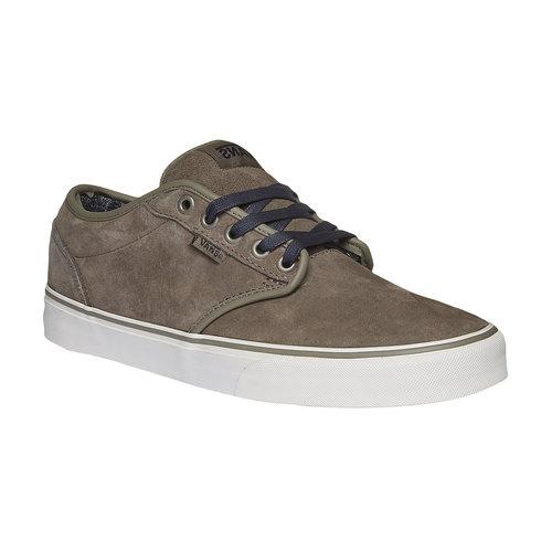 Sneakers uomo vans, grigio, 803-2300 - 13