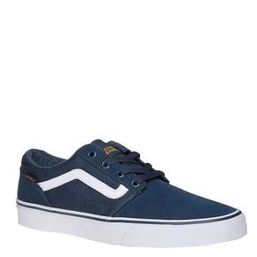 Sneakers informali da uomo vans, blu, 803-9303 - 13