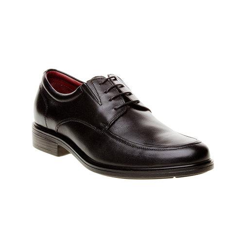 Scarpe basse da uomo in pelle bata-comfit, nero, 824-6933 - 13