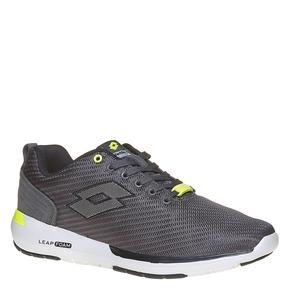 Sneakers sportive da uomo lotto, grigio, 809-2152 - 13