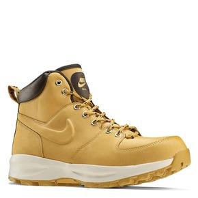 Sport shoe  nike, giallo, 806-8435 - 13