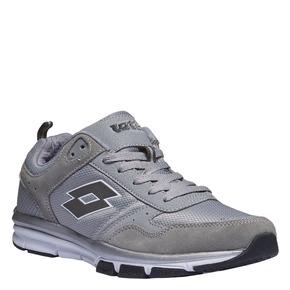 Sneakers sportive da uomo lotto, grigio, 809-2138 - 13