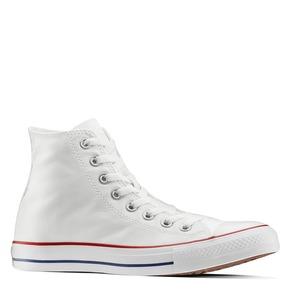 Sneakers alla caviglia converse, bianco, 889-1278 - 13