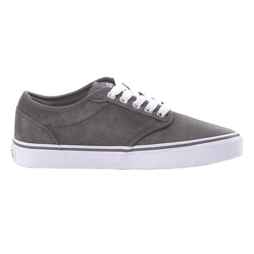 Sneakers Vans da donna in pelle vans, grigio, 503-2599 - 26