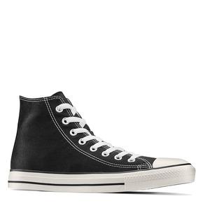 Sneakers da uomo alla caviglia converse, nero, 889-6278 - 13