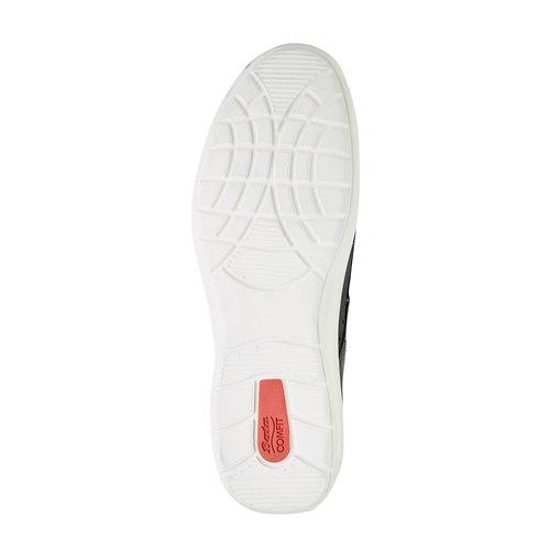 Sneakers da uomo bata-comfit, blu, 856-9177 - 26