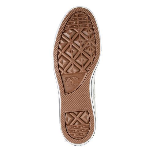 Sneakers da donna alla caviglia converse, bianco, 589-1178 - 26