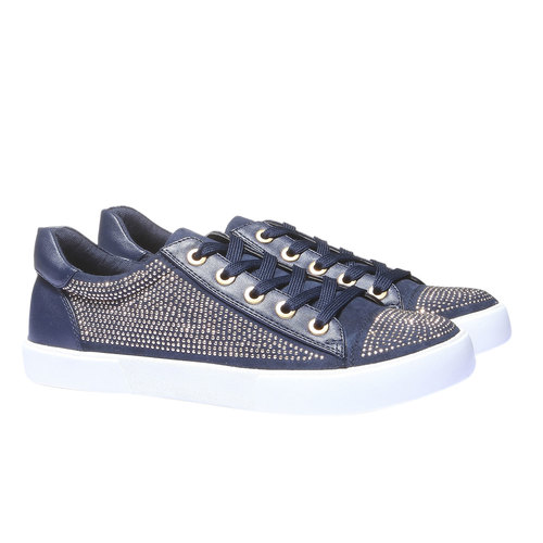 Sneakers da donna north-star, viola, 541-9111 - 26